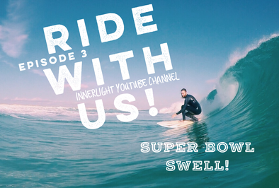 "Episode 3 ""Ride with us!"" Super Bowl edition"