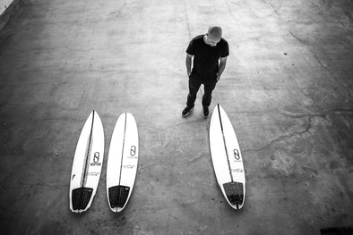 New Firewire Surfboards!