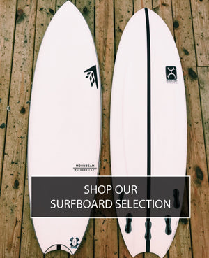 Shop surfboards, Firewire surfboards, buy firewire surfboard, firewire moonbeam, christenson surfboards, takayama surfboards, ricky carroll surfboards, cronin surfboards