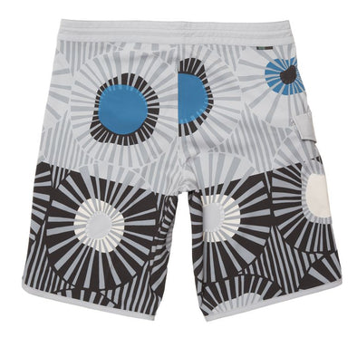 "Vissla Lark Boardshorts Grey 20"" - Mens Boardshorts - Free Shipping"