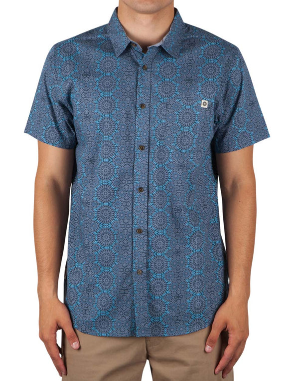 Rip Curl Scopic Button Up Shirt - short sleeve