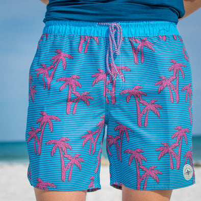 Innerlight Cruisers Shorts - Palms - Mens Shorts