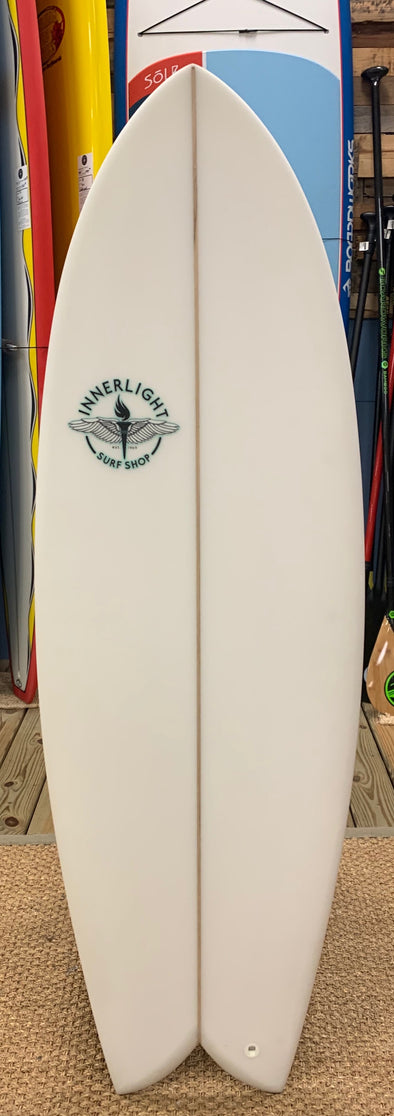 "5'4"" IL Twin Fin Fish"