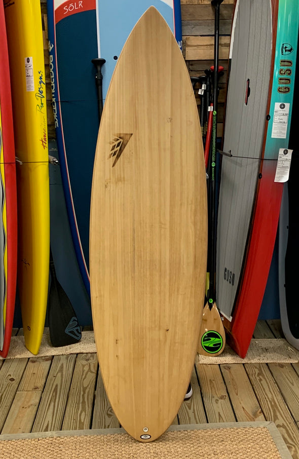 "6'4"" Fire Wire Dominator Timber tech"