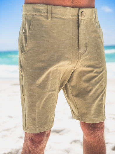 Innerlight Hybrid shorts - Mens walkshorts - Khaki Shorts - Drifit walkshorts
