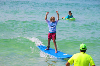 Surf Camp June 27, June 29