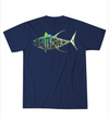 Salty Crew Fisher T shirt