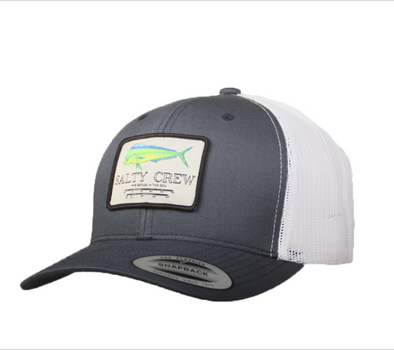 Salty Crew Mahi Mount Trucker - Blue