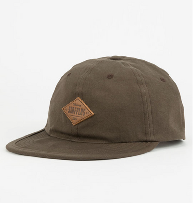 Billabong Cycle Mens Strapback Hat - Brown Hat