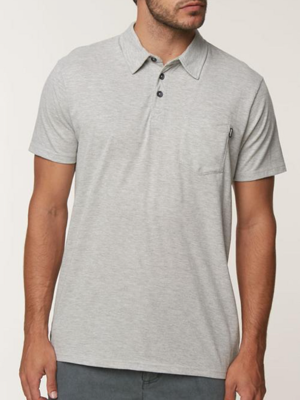 O'neill Fraser Polo - Heathered Polo shirt
