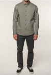 O'Neill Banks Button Up Shirt - Mens Shirt -