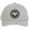 Billabong Walled Snapback Hat - Grey Heather