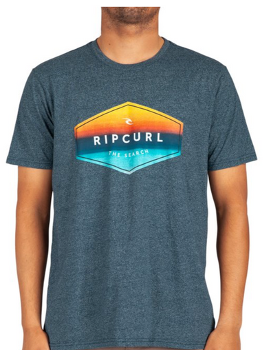 Rip Curl Party Time Mock Twist T Shirt - Mens T Shirt