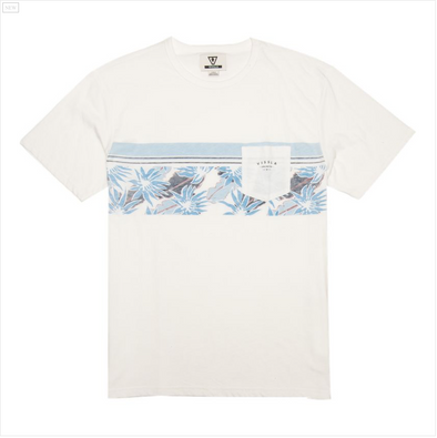 VISSLA Lucid Dream SS Knit Tee - Mens T shirt