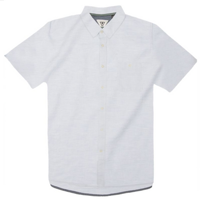 Vissla Built Right Button Up - Mens Button Up