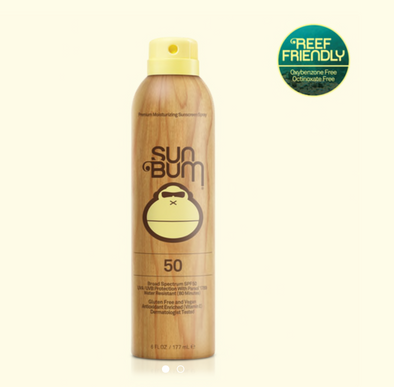 Sun Bum Original SPF 50 Sunscreen Spray - 6oz