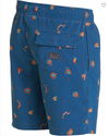 Billabong Sundays Layback Boardshorts - Elastic Boardshorts - BLUE - 18""