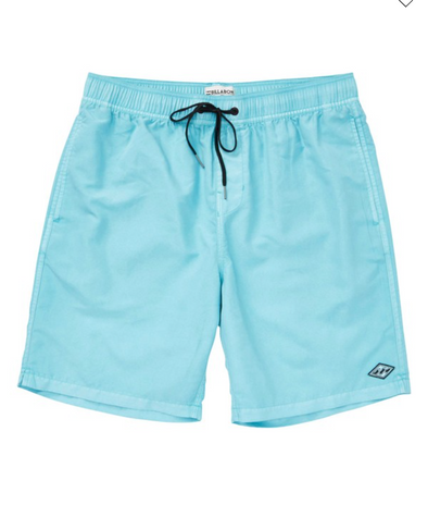Billabong All Day Layback Boardshorts Elastic Boardshorts FOAM - 18""