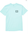 Billabong Nairobi Tee - Mens T Shirt - SPEARMINT