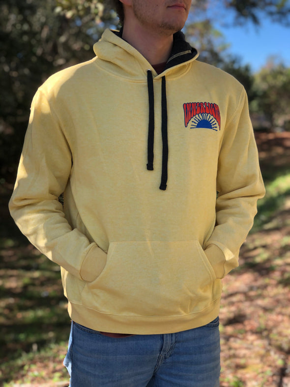 Innerlight Retro Sunset Surf Hoodie