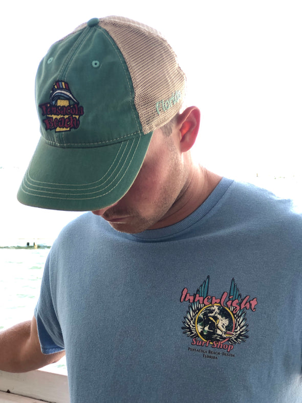 Pensacola Beach x Innerlight Trucker Hat
