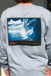 Innerlight He Is Mightier Than The Waves Of The Sea Longsleeve Tee