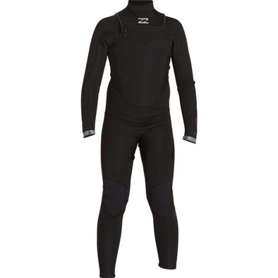 Billabong Boys Absolute Comp Chest Zip Fullsuit