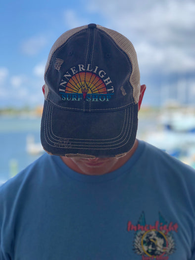 Innerlight Retro Sun Trucker Hat