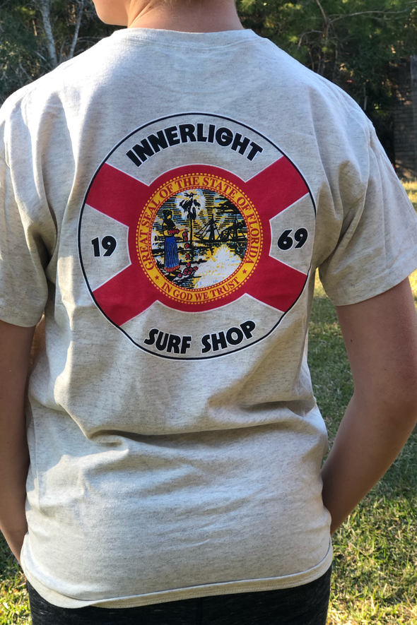 Kid's Innerlight Florida Flag Tee