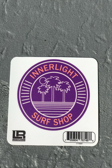 Innerlight Sticker - Palm Tree