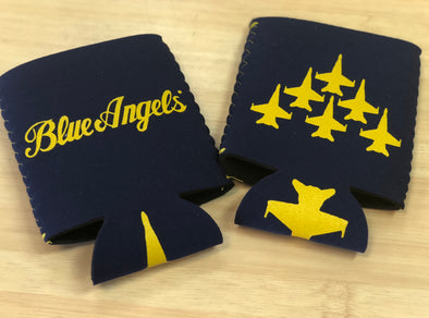 Blue Angel Koozie