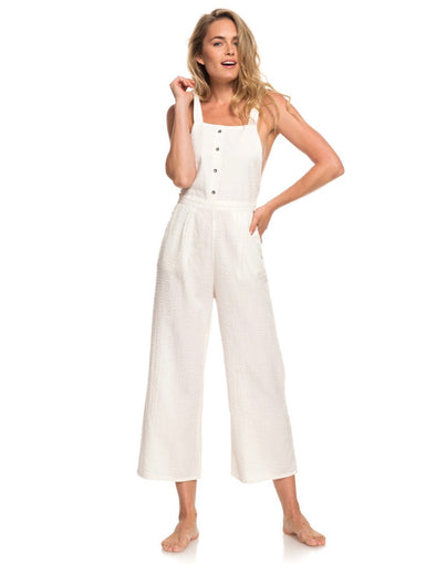Roxy West Cozy Place Strappy Jumpsuit