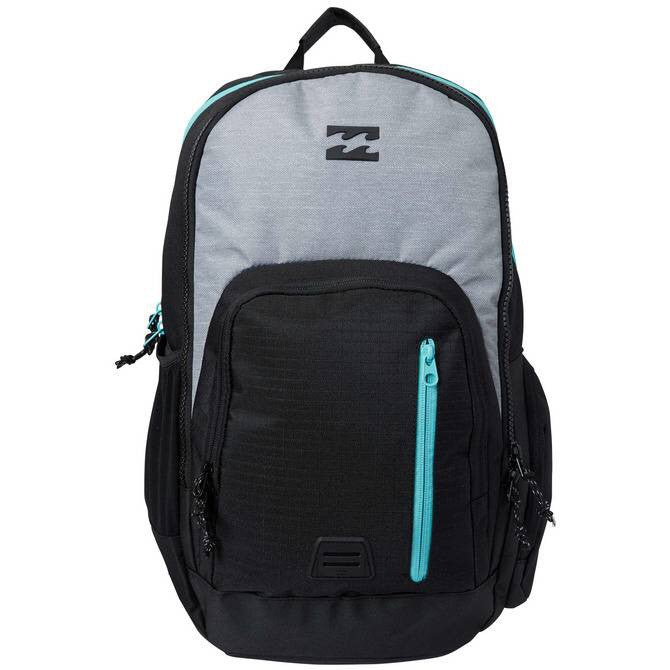 Billabong gry/blk/mint backpack