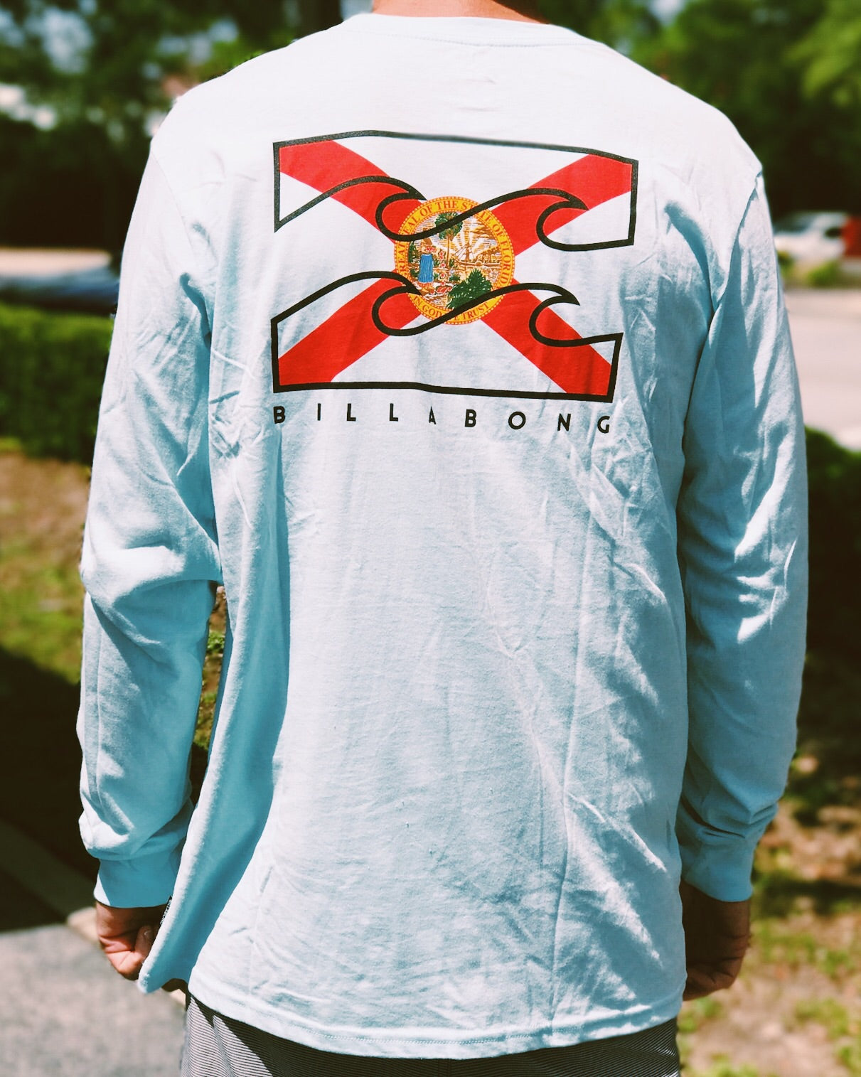 "Billabong ""Florida Pride"" long sleeve"