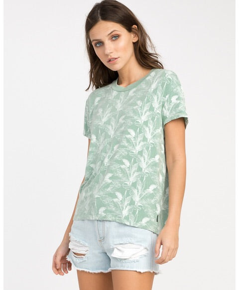 RVCA Suspension Printed Top