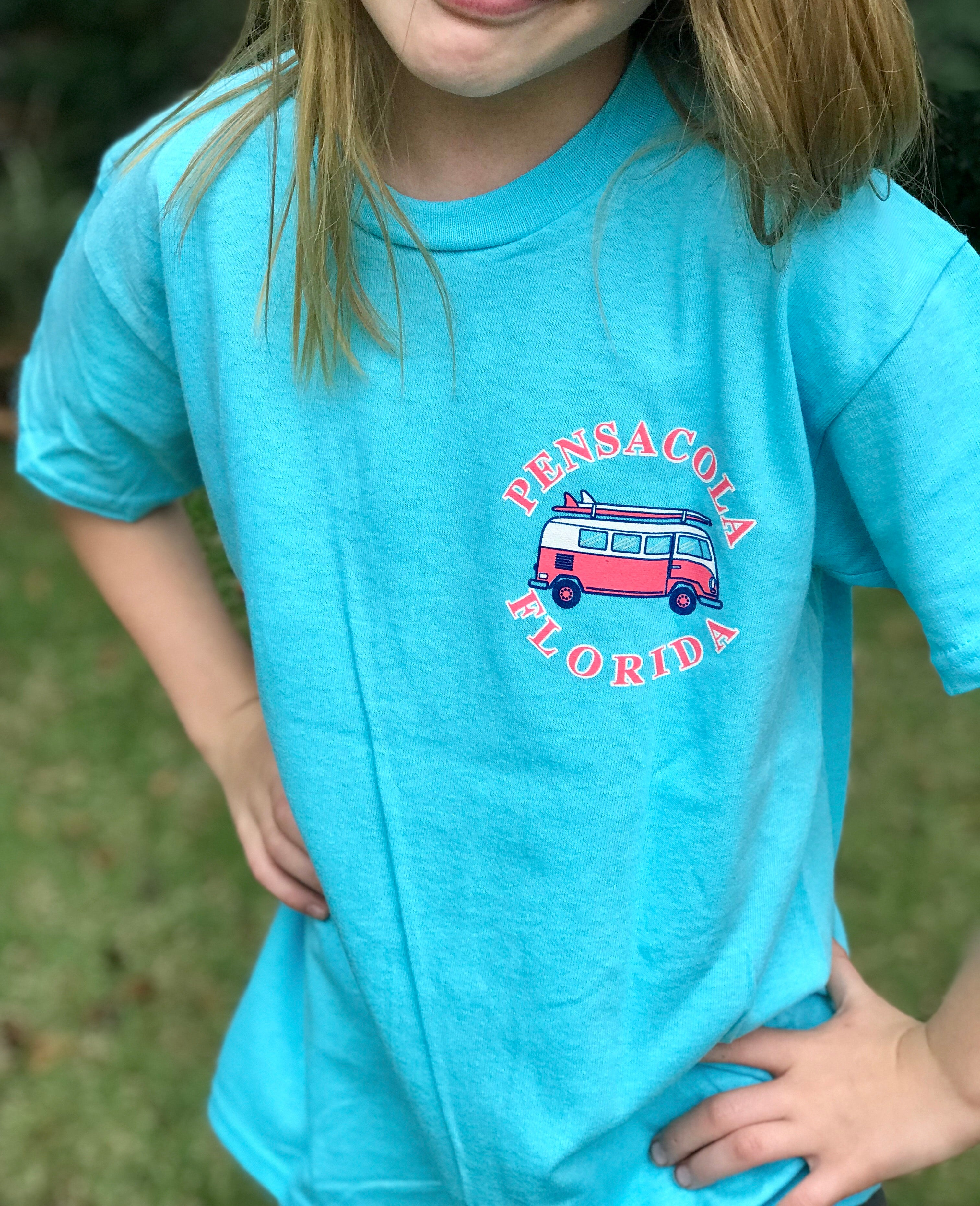 Kids Bus Tshirt