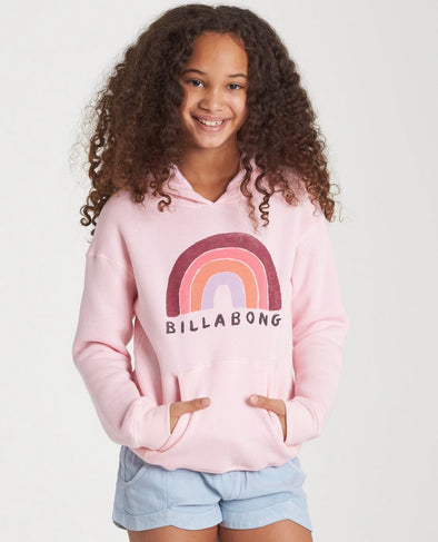 Billabong Girls Band Of Colors Hoodie