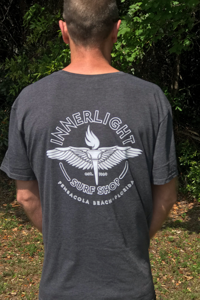 Innerlight Wing Torch Shortsleeve Shirt