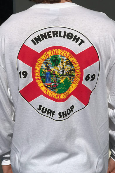 Innerlight Florida Flag Longsleeve Tee