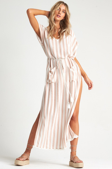 Billabong Wink Away Swim Cover Up Dress