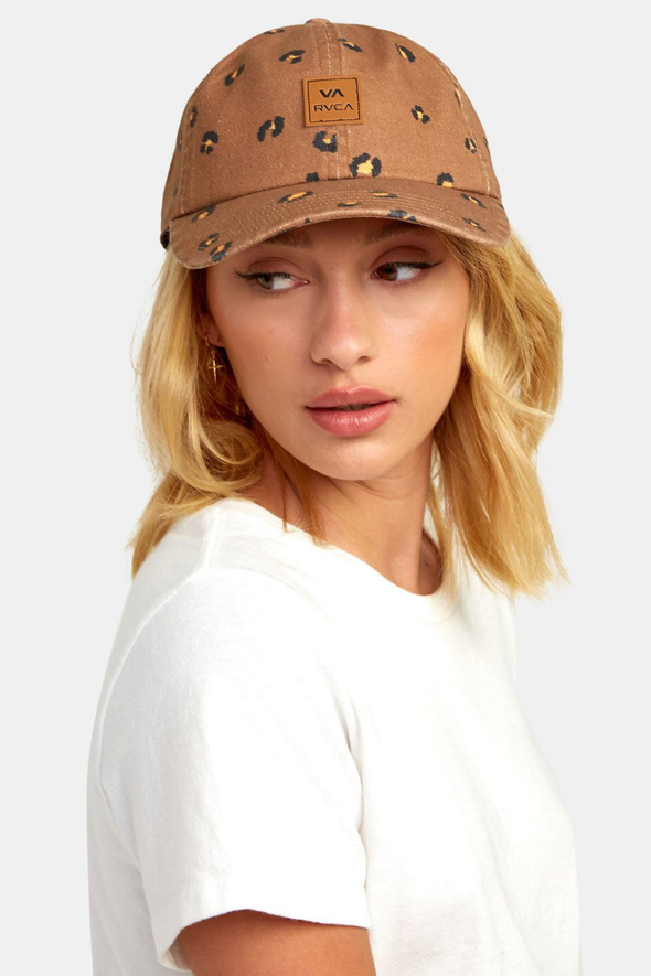 Rvca Staple Dad Hat