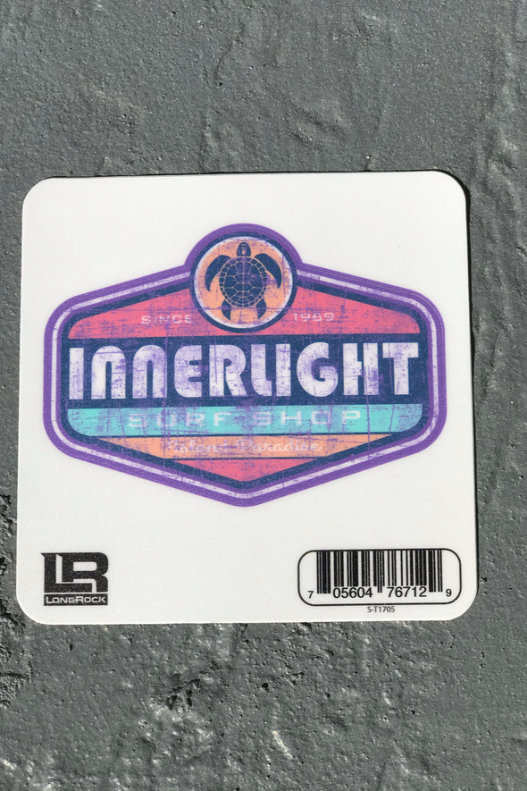 Innerlight Sticker - Turtle Shield
