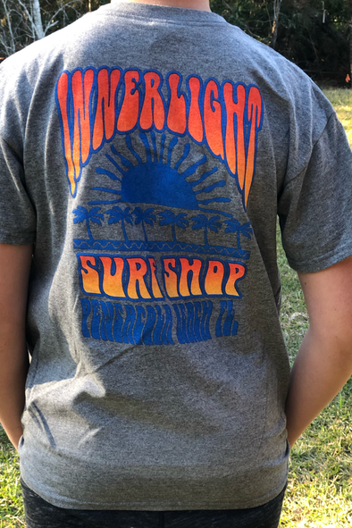 Kid's Innerlight Retro Sunset Tee