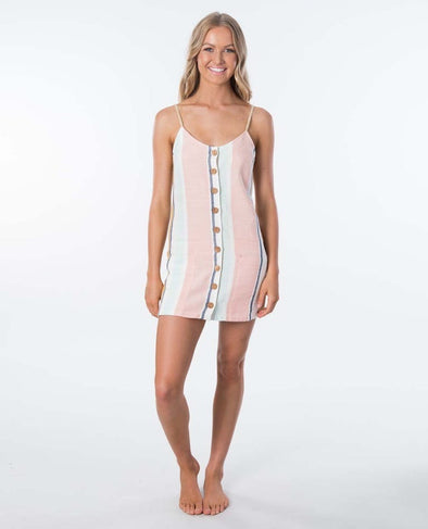 Rip Curl Sunsetters Stripe Dress