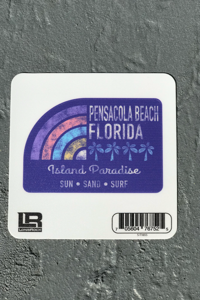 Innerlight Sticker - Pensacola Beach Island Paradise