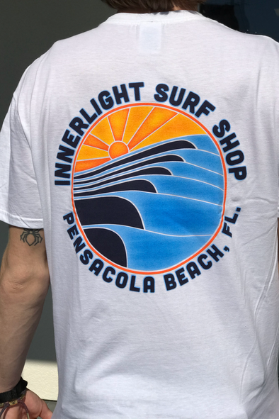 Innerlight Point Break Shortsleeve Tee