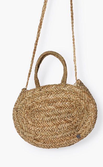 Billabong Had Me At Aloha Straw Bag