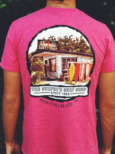 1969 Surf Shop photo T-shirt