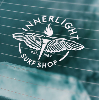 Innerlight decal sticker