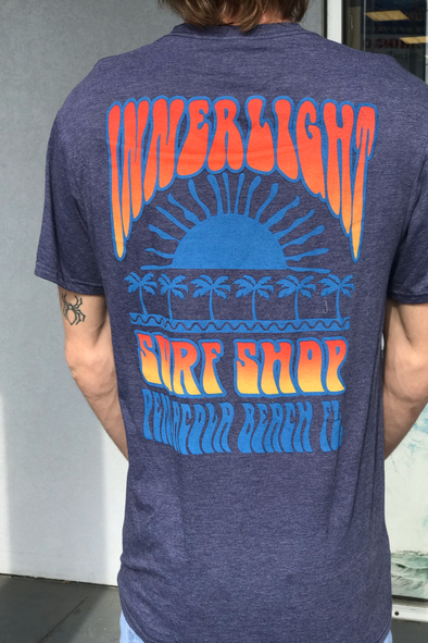 Innerlight Retro Sunset Shortsleeve Tee